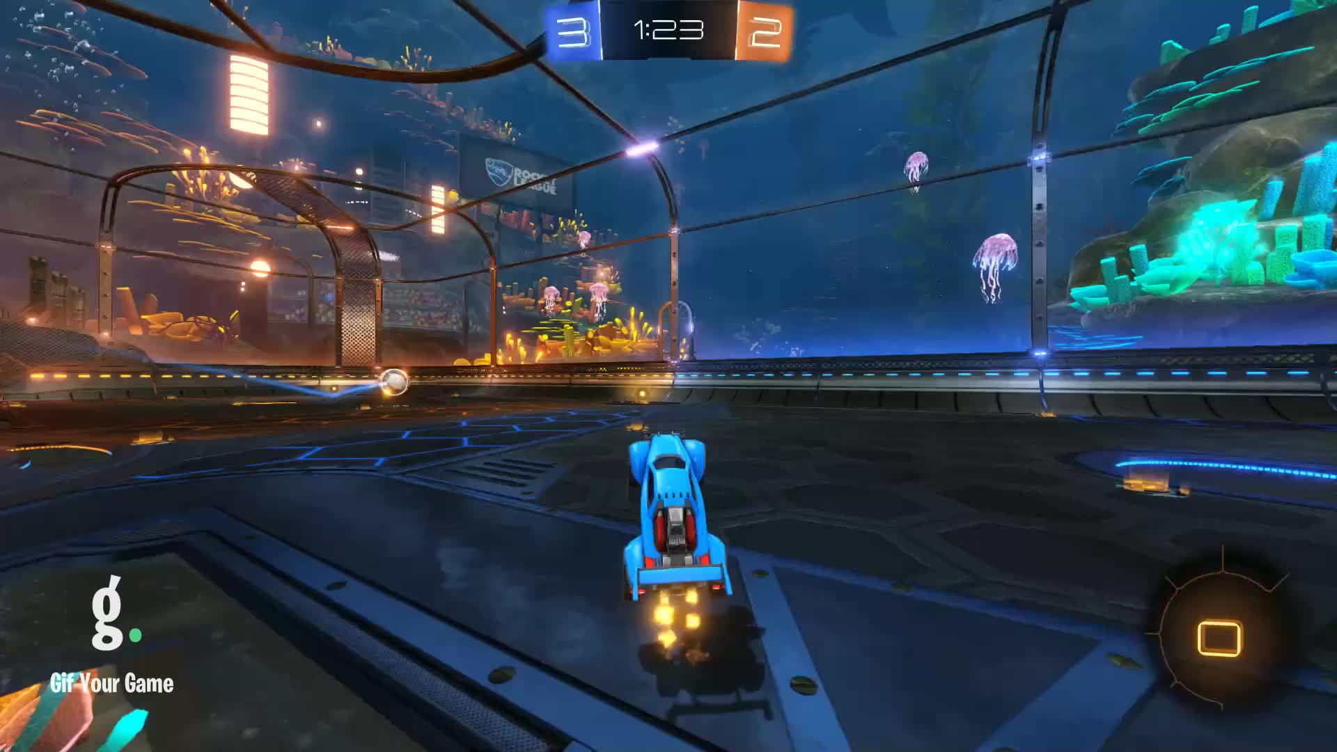 Gif Your Game, GifYourGame, Goal, Rabid!, Rocket League, RocketLeague, Goal 6: Rabid! GIFs