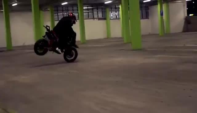Limitless Lifestyle | Crazy Supermoto Stunt GIFs
