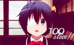 Watch rikka GIF on Gfycat. Discover more chuunibyou, chuunibyou demo koi ga shitai, lala1, lalala, satone shichimiya, takanashi rikka, togashi yuuta GIFs on Gfycat