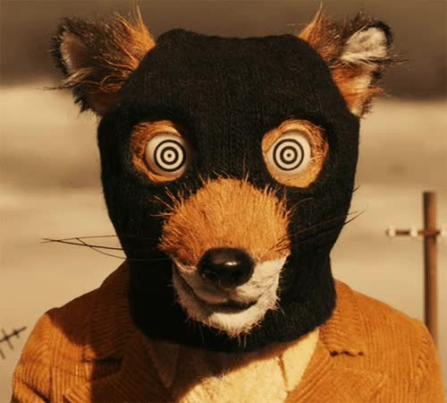Watch and share Fantastic Mr Fox GIFs and Wes Anderson GIFs by Daniel Tasayco on Gfycat