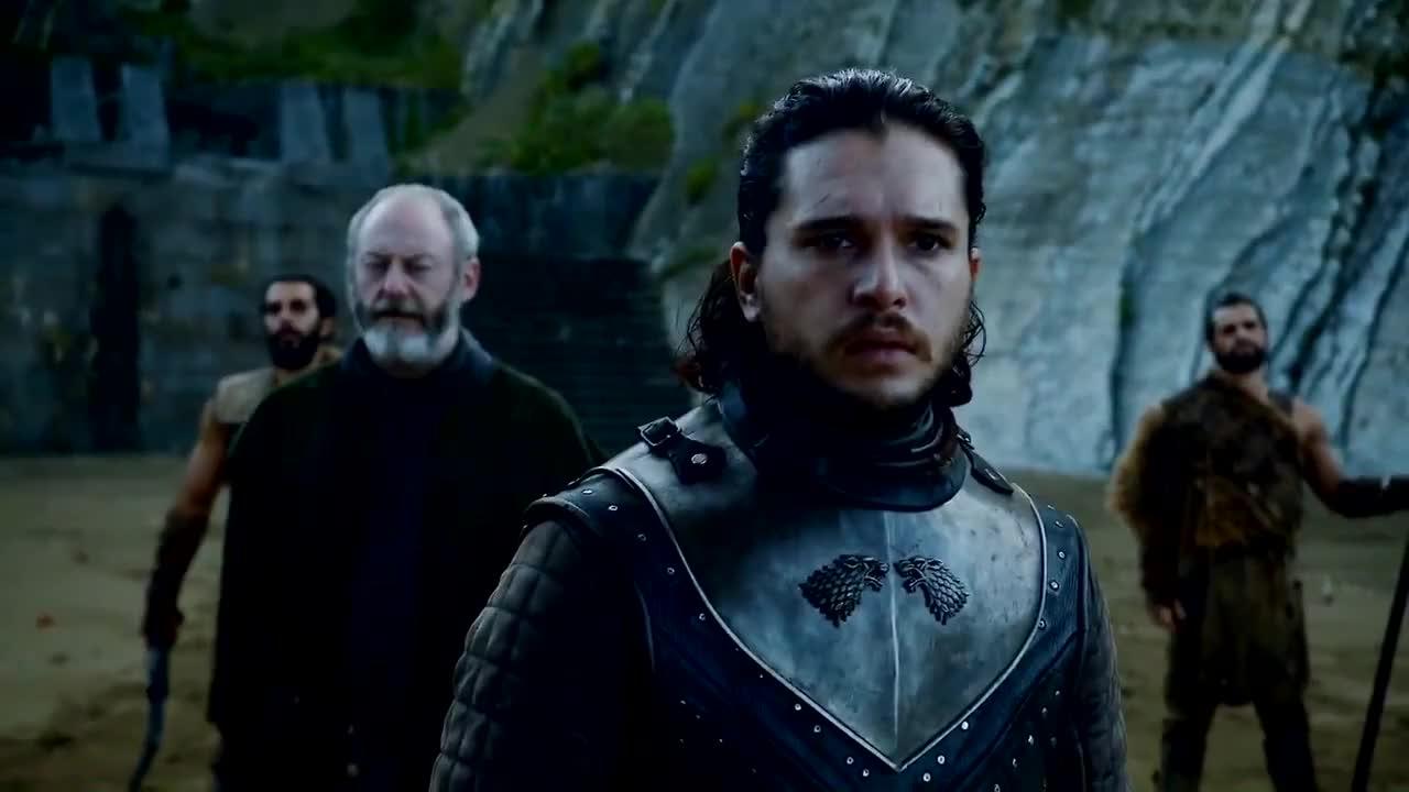 alfie allen, celebs, game of thrones memes, got memes, kit harington, Jon Targaryen meets Reek Greyjoy - Game of Thrones Memes GIFs