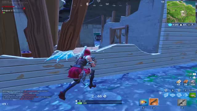 Watch this GIF by Overwolf (@overwolf) on Gfycat. Discover more Fortnite, Gaming, Kill, Overwolf, Top 10 GIFs on Gfycat