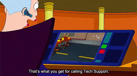 Watch and share Tech Support GIFs on Gfycat