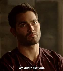 Watch and share Derek Hale GIFs and Peter Hale GIFs on Gfycat