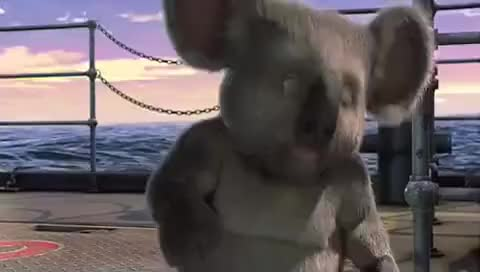 Watch and share Koala Bear GIFs on Gfycat