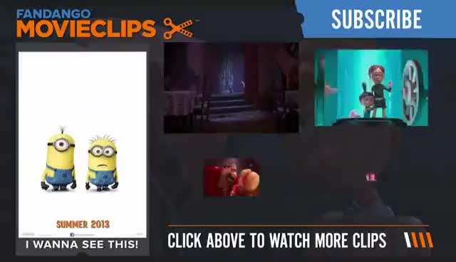 Watch and share Despicable Me 2 (8/10) Movie CLIP - Worst Date Ever (2013) HD GIFs on Gfycat