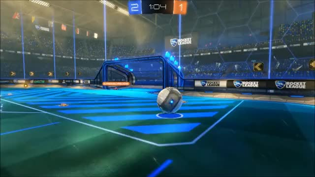 Watch and share Rocket League GIFs and Fake Shot GIFs by wagter182 on Gfycat