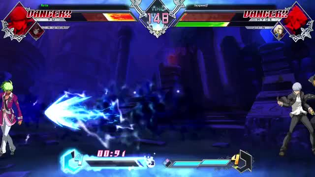 Watch Oshu Supreme - Blazblue #NintendoSwitch GIF on Gfycat. Discover more related GIFs on Gfycat