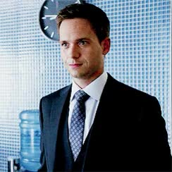 Watch and share Patrick J Adams GIFs on Gfycat