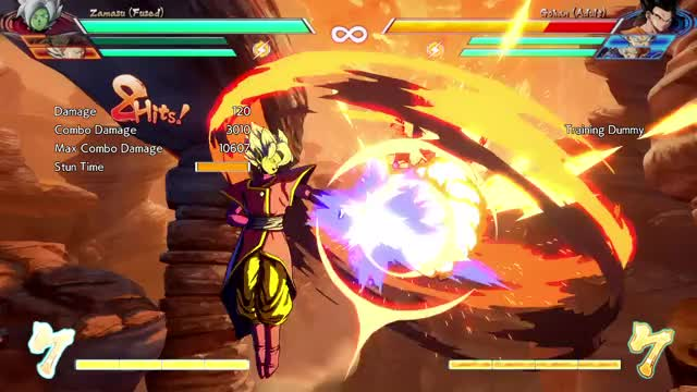 Watch and share Dbfz GIFs by TylerTM on Gfycat