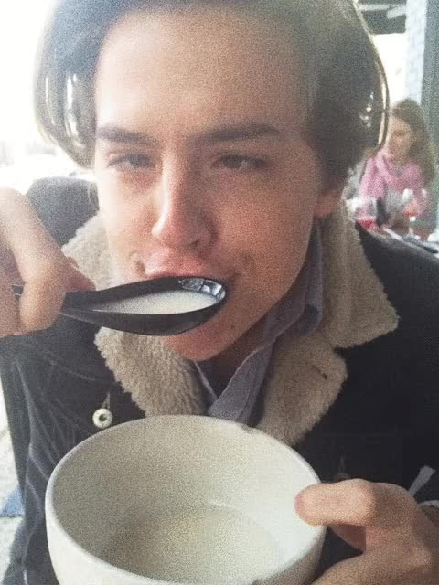 Watch Cole Sprouse GIF on Gfycat. Discover more related GIFs on Gfycat