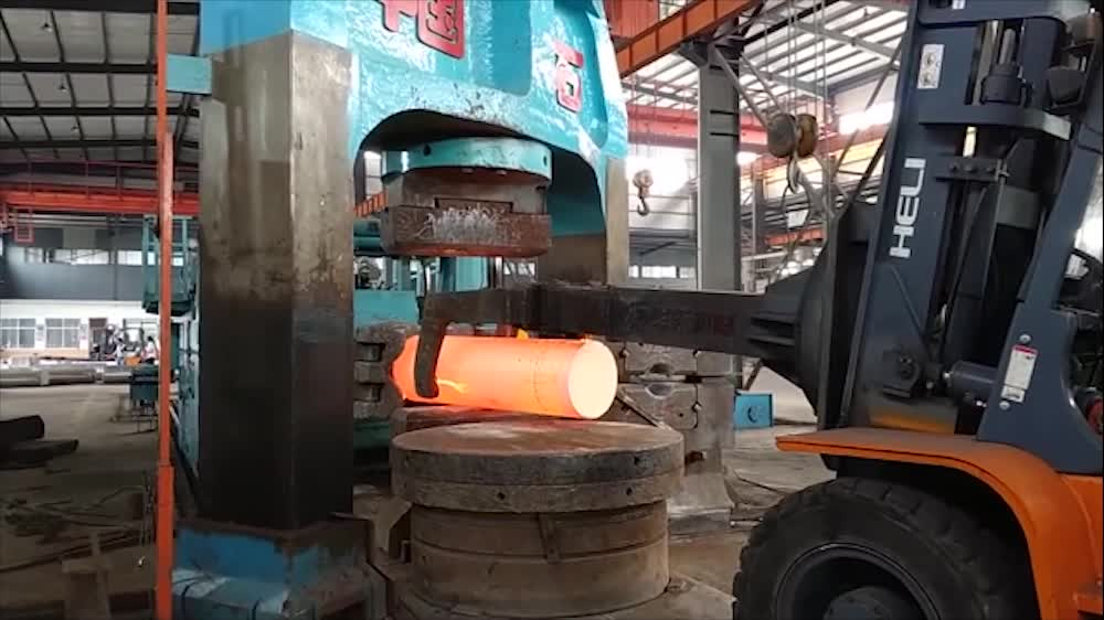Drop hammer, Engineering, Forge, Forging, Foundry, Heavy engineering, Metalworking, Pneumatic press, Zirconium, Drop forge [1000X560] [58.09s] GIFs