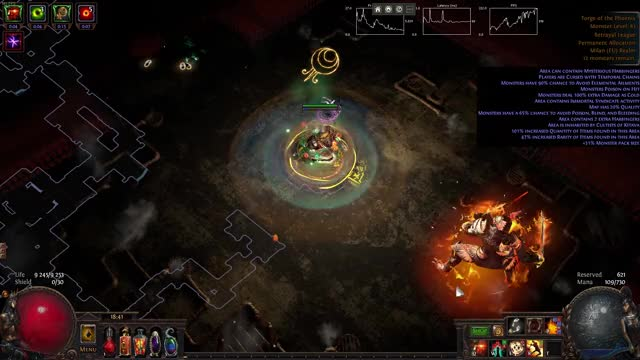 Watch and share Molten Strike GIFs and Path Of Exile GIFs by viciu88rulez on Gfycat