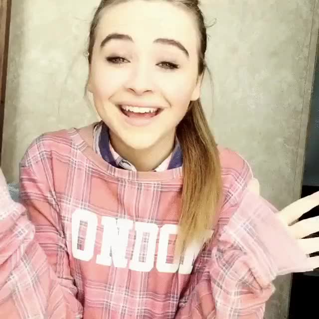 Watch Thankful [gif] (reddit) GIF on Gfycat. Discover more sabrinacarpenter GIFs on Gfycat