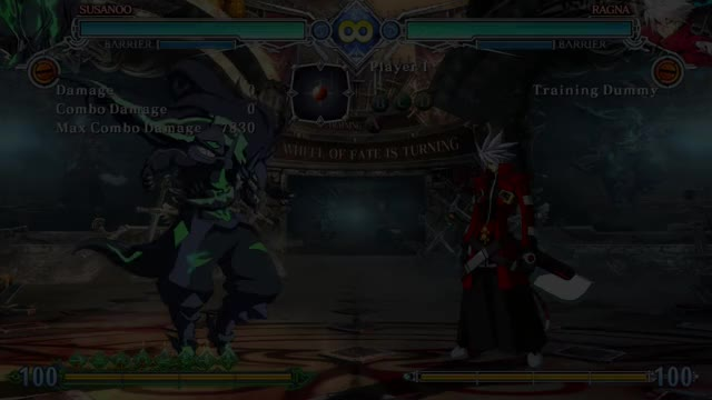 Watch BBCF: Susanoo Combo #2 GIF by snuffychris605 (@snuffychris605) on Gfycat. Discover more related GIFs on Gfycat