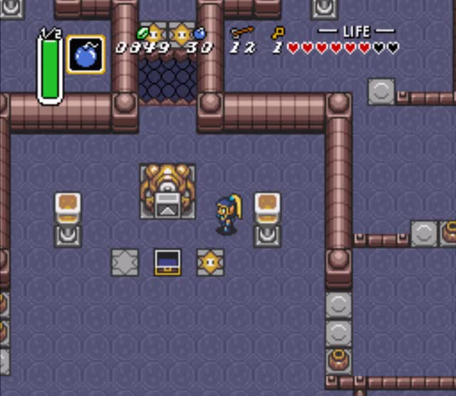 Watch and share Randomizer GIFs and Alttp GIFs by dangercake on Gfycat