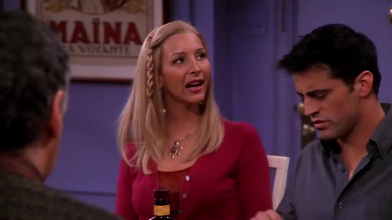 celebs, comedy, dessert, disappointed, drama, english, fhd, friends, friendship, hd, lisa kudrow, love, rachel, television, thanksgiving, traditional, trifle, tv, tv show, watch, Tu sais bien que je mange pas de viande GIFs
