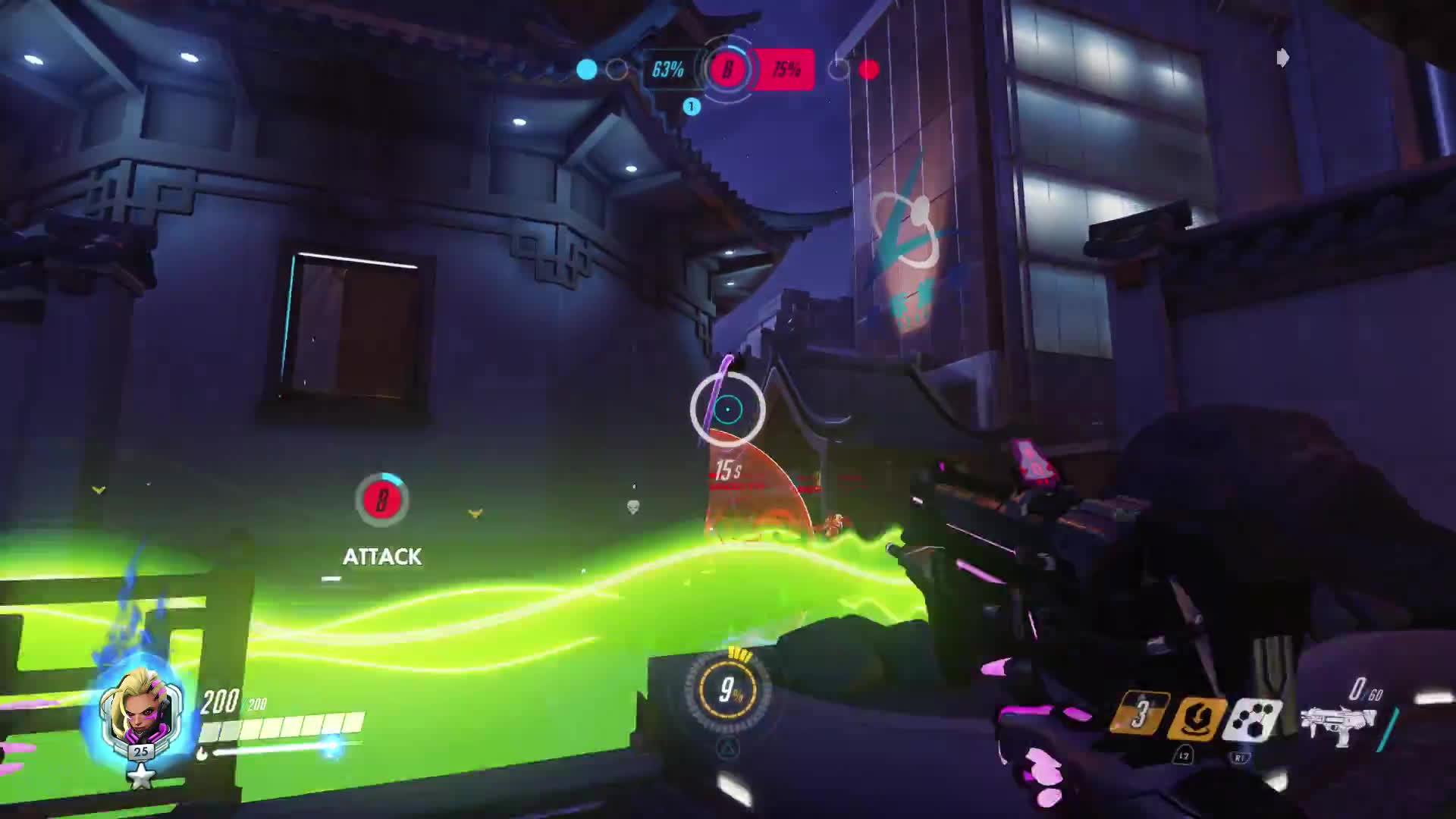 aggressive, overwatch, sombra, Sombra is Bad? - Sombra - Overwatch GIFs