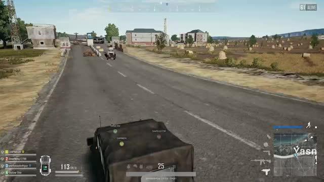pubg] interesting wall physics (reddit) GIF by Gamer DVR