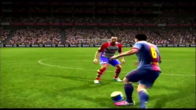 Watch PES 2013 run around GIF by FIFPRO Stats (@rahspot) on Gfycat. Discover more related GIFs on Gfycat