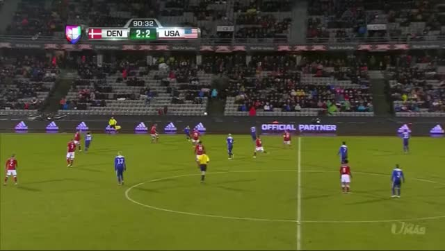 Watch Bendtner goal GIF by @fusir on Gfycat. Discover more Denmark, soccer GIFs on Gfycat