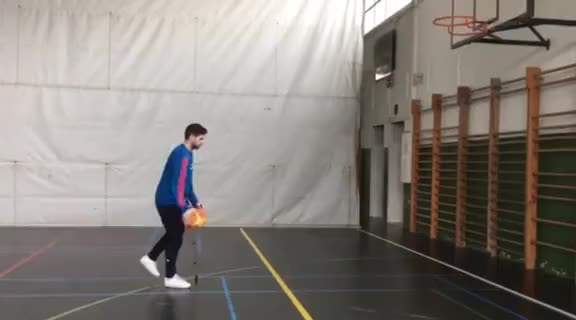 Watch and share Basket Muletas GIFs on Gfycat