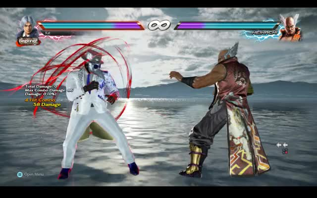 Watch and share Tekken GIFs by Kathy on Gfycat