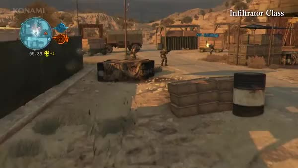 Watch mgo infiltrator GIF by @draghun57 on Gfycat. Discover more related GIFs on Gfycat