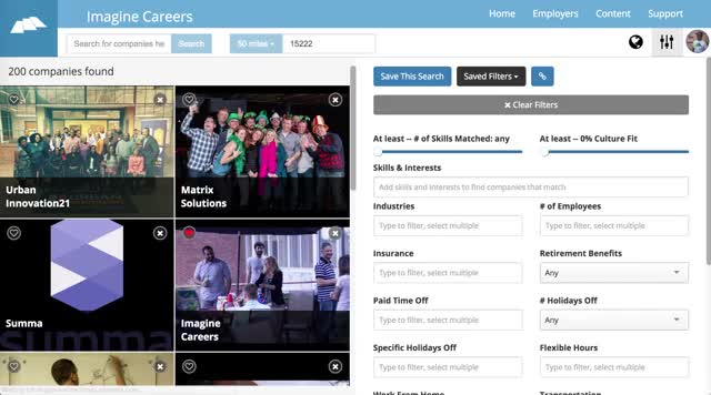 Watch and share Imagine Careers Job Search GIFs on Gfycat