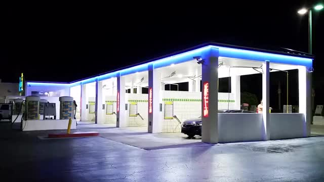 Watch and share Car Wash RGB 300 Flexfire LEDs GIFs on Gfycat