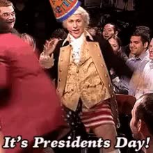 Watch and share Presidents Day GIFs and Andy Samberg GIFs on Gfycat