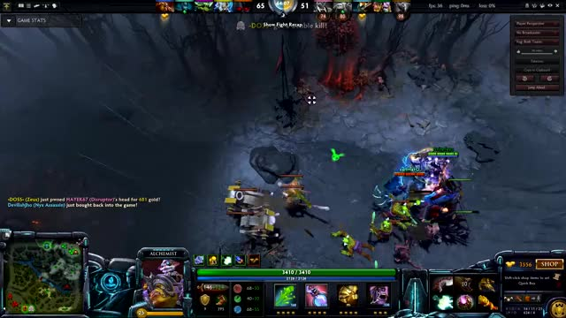 Watch and share Alchemist GIFs and Dota2 GIFs by amethyst on Gfycat