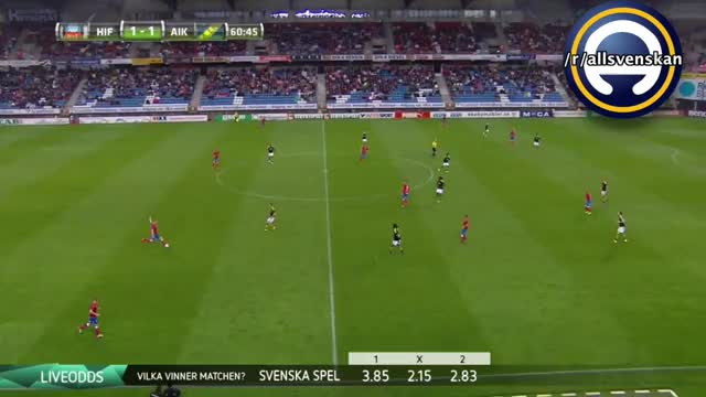 Watch 2-1 GIF by @rallsvenskan on Gfycat. Discover more allsvenskan, soccer, soccergifs GIFs on Gfycat