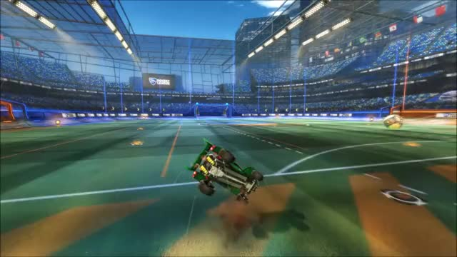 Watch and share Rocket League GIFs by azurerl on Gfycat