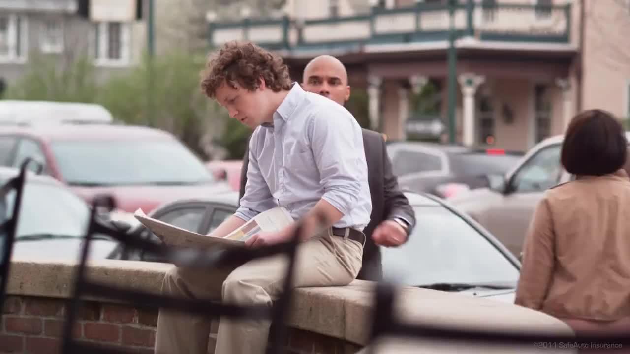 commercials, safeauto, SafeAuto Insurance Commercial - Wedgie GIFs