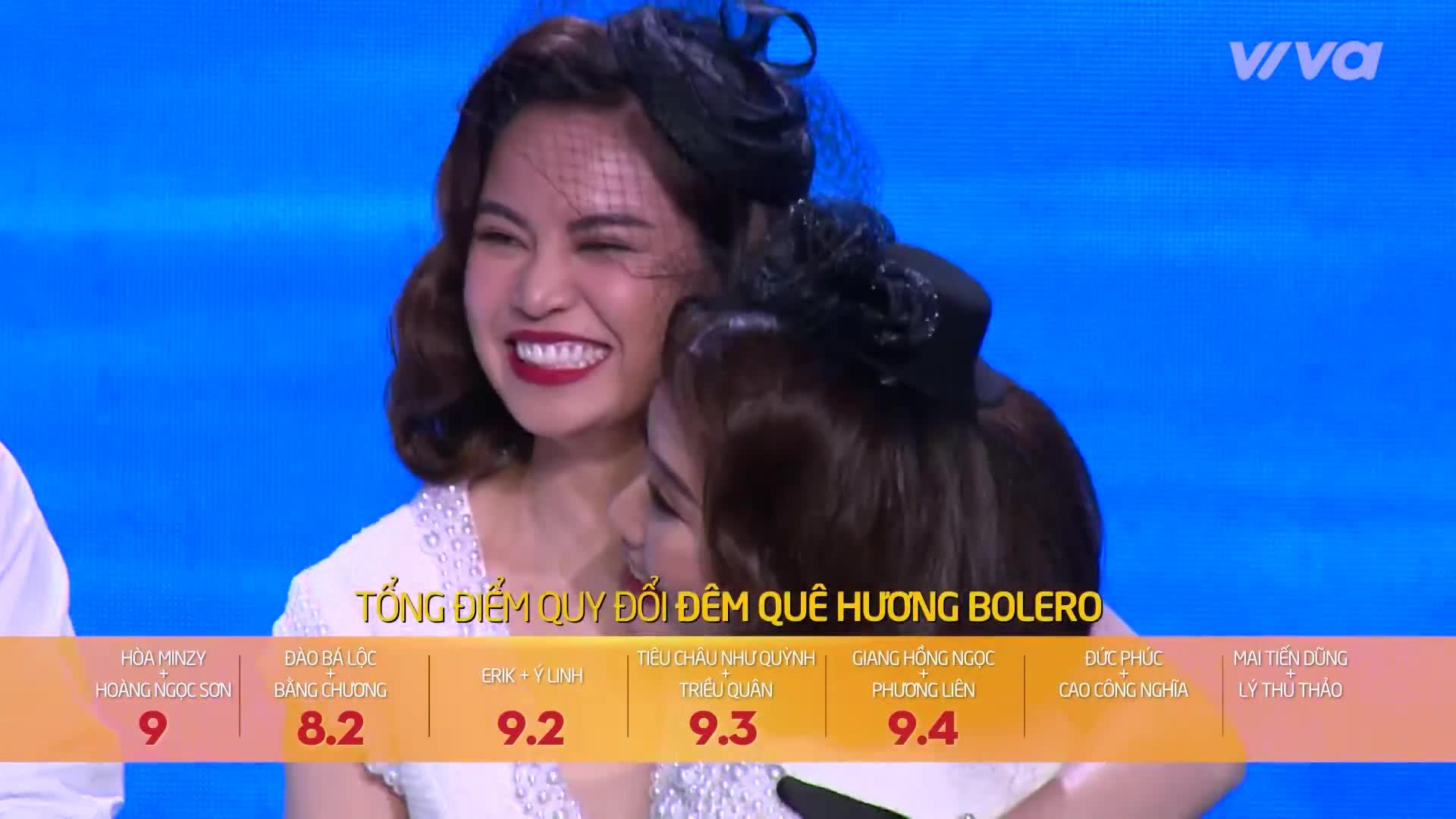 Mẹ Giang Hồng Ngọc thức trắng một tuần may áo cho Phương Liên thi Cặp đôi Hoàn Hảo