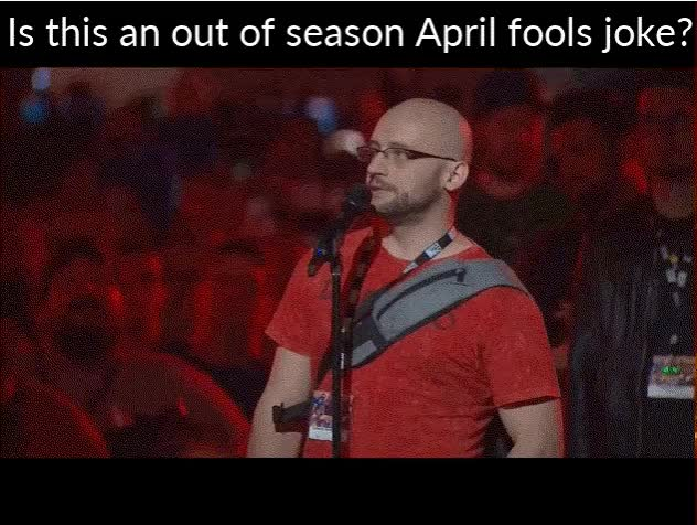 Watch and share April Fools Day GIFs and April First GIFs by MonkeyKong_Junior on Gfycat
