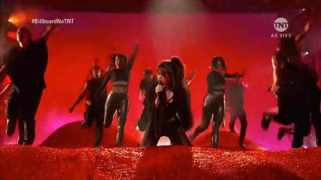 Watch Camila Performing at 2018 Billboard Music Awards #2 GIF by MoxxiEdits (@moxxiedits) on Gfycat. Discover more BBMA's, Camila, Havana, SangriaWine GIFs on Gfycat