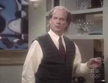 Watch Frasier- Niles suggests sherry GIF on Gfycat. Discover more All Tags, Frasier, John, Niles, comedy, drink, fraiser, funny, hilarious, kennedy, laugh, sherry GIFs on Gfycat
