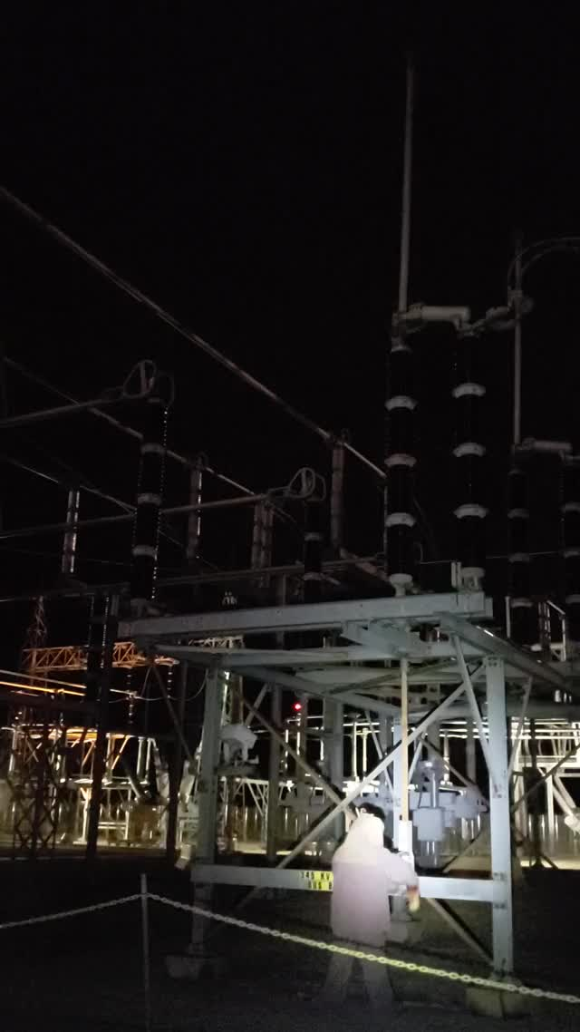 Watch and share 345kV Switching GIFs on Gfycat
