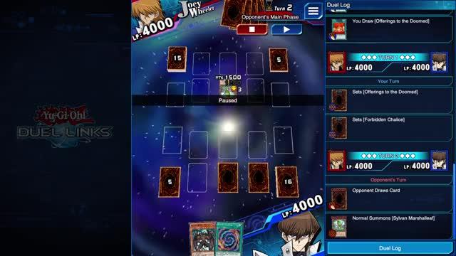 Watch and share Yu-Gi-Oh! DUEL LINKS 6 1 2018 5 44 37 AM GIFs on Gfycat