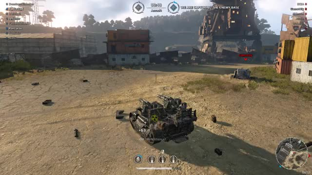Watch and share Crossout GIFs by resizt0r on Gfycat