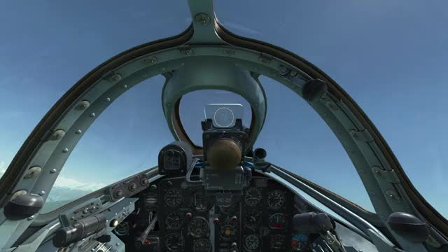 Watch MiG-15 Canopy glare GIF by @hellreign82 on Gfycat. Discover more related GIFs on Gfycat