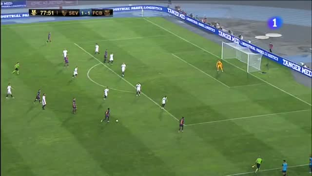 Watch Ousmane Dembele Goal - WHAT A GOAL !! Barcelona vs Sevilla 2-1 | Spain Super Cup 12/08/2018 GIF on Gfycat. Discover more Nova Sport, Ousmane Dembélé, Ousmane Dembélé Amazing Goal, People & Blogs, dembele goal vs sevilla, osmane dembélé, ousmane dembele, ousmane dembele 2018, ousmane dembele skills GIFs on Gfycat