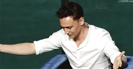 Watch and share Tom Hiddleston GIFs and Proposing GIFs on Gfycat