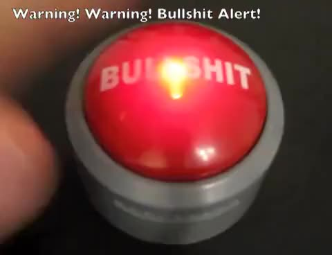 Watch 1The Bullshit Button demo GIF on Gfycat. Discover more Bullshit, Staples, button, easy GIFs on Gfycat