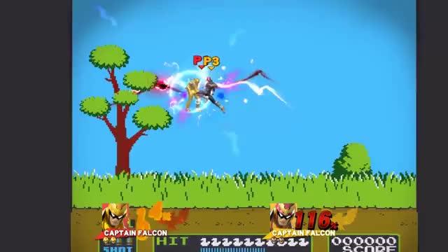 Watch Falcon vs Falcon GIF on Gfycat. Discover more Replays, Super Smash Bros., smashbros GIFs on Gfycat