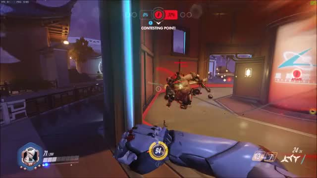 Watch and share Myaimistrue GIFs and Overwatch GIFs by lenel_devel on Gfycat