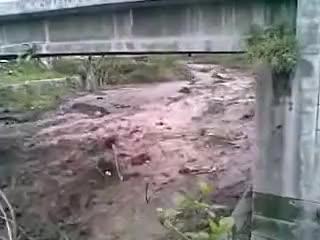 Watch and share Banjir Lahar Dingin Merapi Magelang.mp4 GIFs on Gfycat