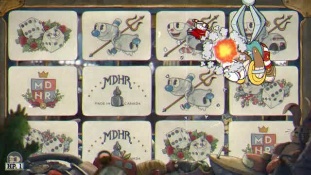 Watch and share Cuphead Glitch.mp4 GIFs on Gfycat